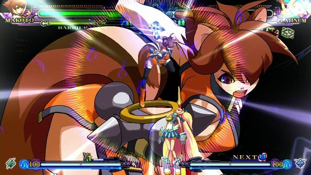 BlazBlue Continuum Shift Extend Review - Tech-Gaming