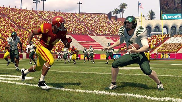 NCAA Fottball 13