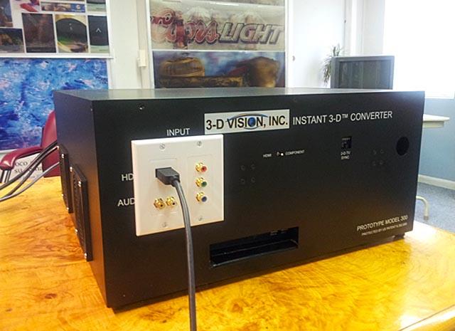 3D Vision Instant 3D Converter