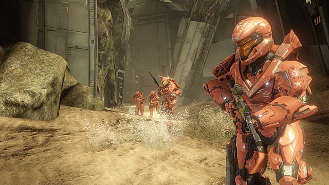 Halo 4 Crimson Map Pack
