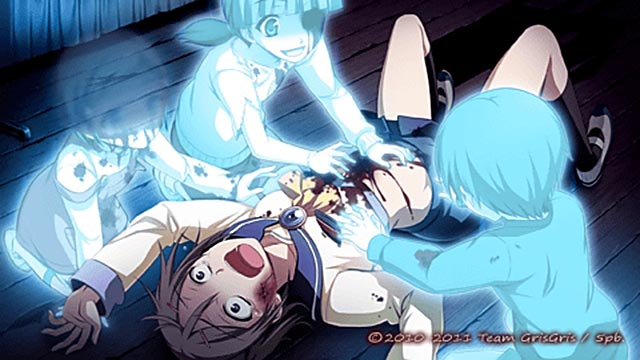 Corpse Party Book of Shadows (2)