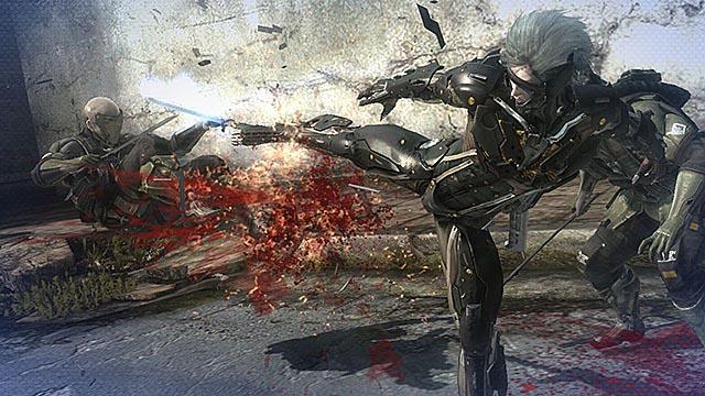Metal Gear Rising Revengeance (3)