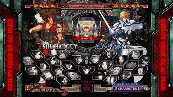 Guilty Gear XX Accent Core Plus (1)