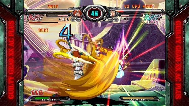 Guilty Gear XX Accent Core Plus (5)
