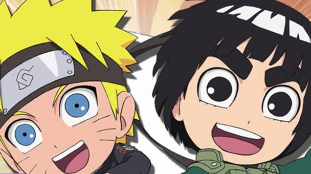 Naruto Powerful Shippuden (1)