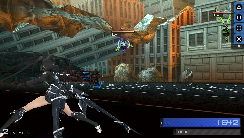 Black Rock Shooter The Game (2)
