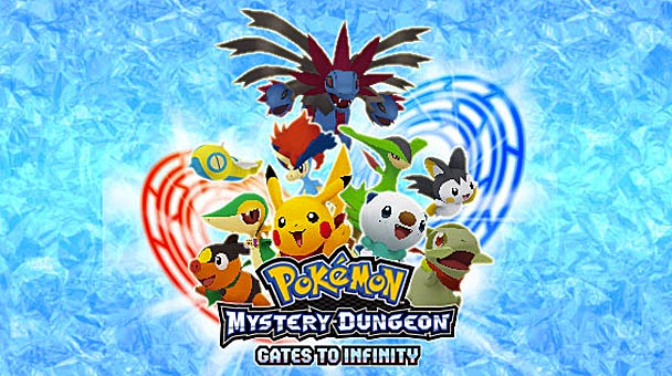 Pokemon Mystery Dungeon (1)