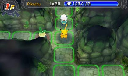 Pokemon Mystery Dungeon (2)