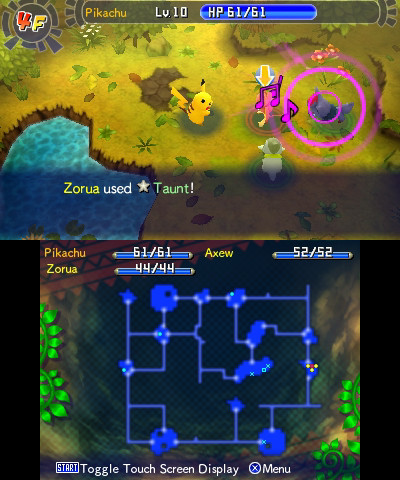 Pokemon Mystery Dungeon (4)