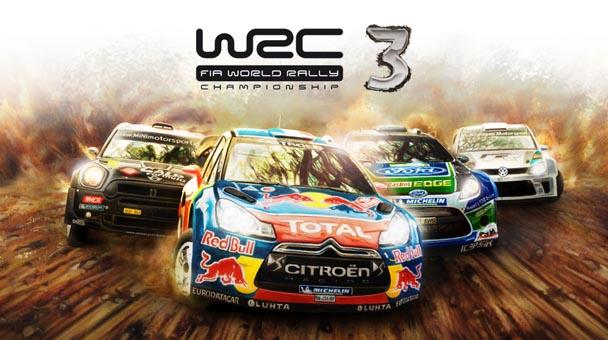 WRC 3 FIA World Rally Championship Review (1)