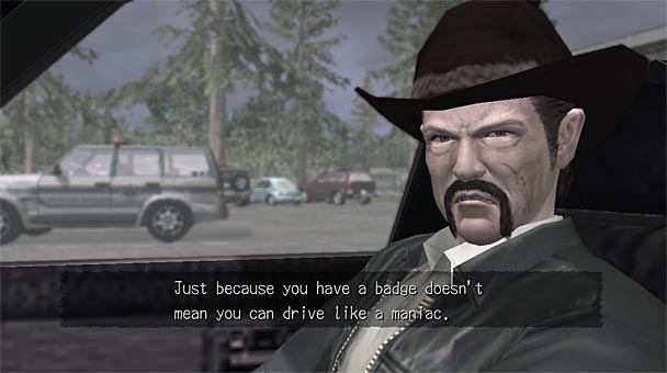 Deadly Premonition The Director's Cut Review (2)