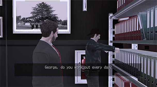 Deadly Premonition The Director's Cut Review (5)