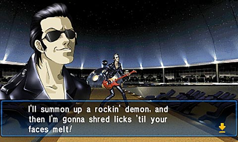 Shin Megami Tensei Devil Summoner Soul Hackers  (5)