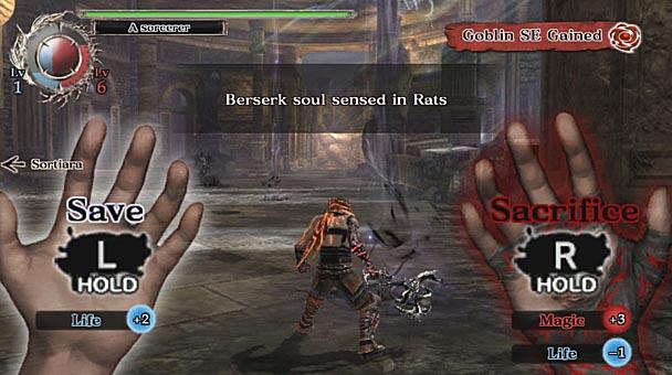 Soul Sacrifice (3)