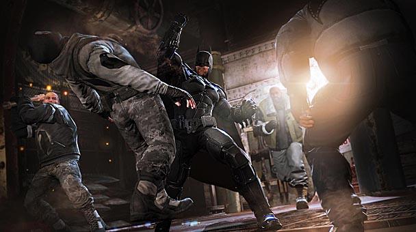 Batman Arham Origins