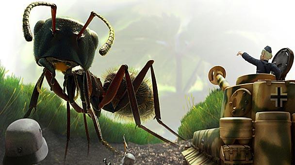 Bugs vs. Tanks! (1)