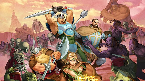 Dungeons & Dragons Chronicles of Mystara  (1)