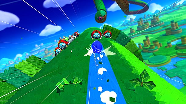 Sonic The Lost World