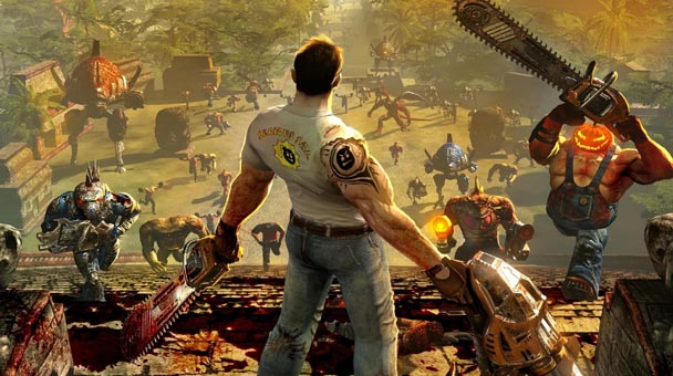 The Serious Sam Collection  (1)