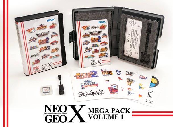 Neo Geo Mega Pack Volume 1 (3)