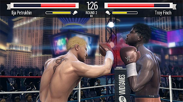 Real Boxing PS Vita (2)