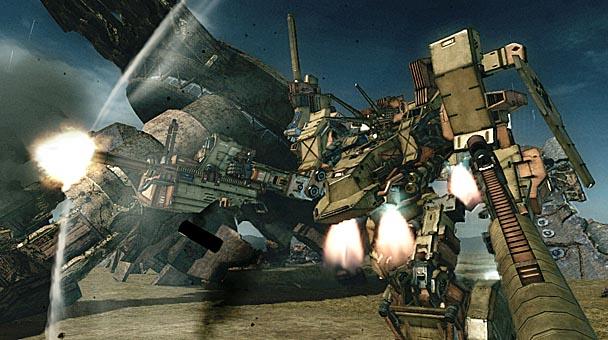 Armored Core Verdict Day (2)