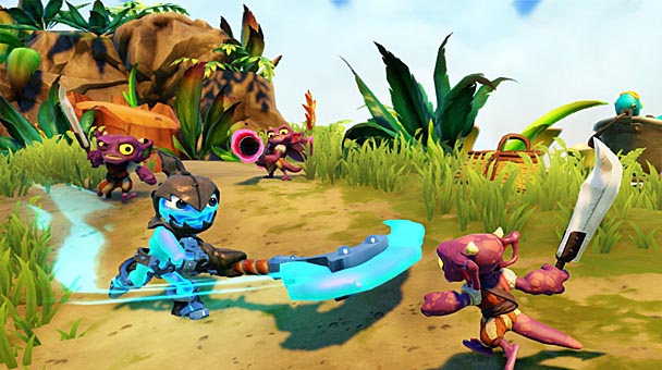 Skylanders Swap Force (4)