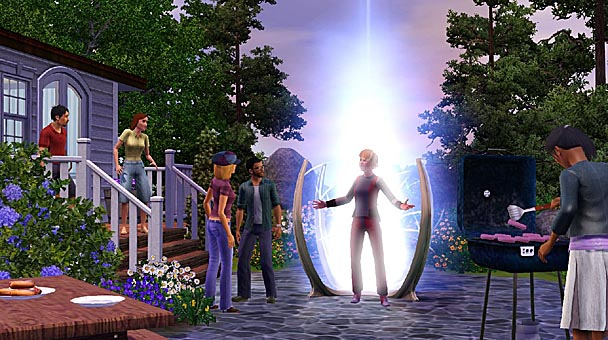 The Sims 3 Into The Future (1)