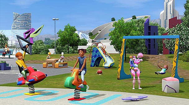 The Sims 3 Into The Future (2)