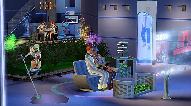 The Sims 3 Into The Future (3)