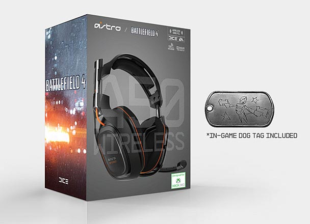 Astro A50 Battlefield 4 Wireless 7.1 Headset Review (2)