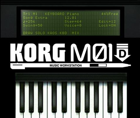 KORG M10D Review (3)