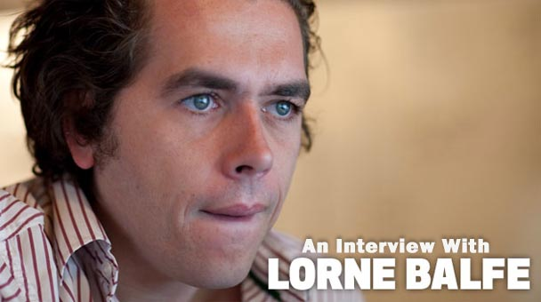 Lorne Balfe Interview (1)