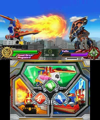 Saban's Power Rangers MegaForce Review (2)