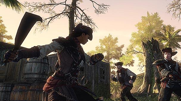 Assassin's Creed Liberation HD-1