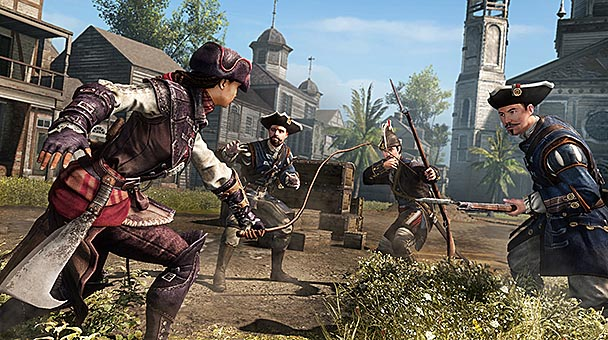 Assassin's Creed Liberation HD-6