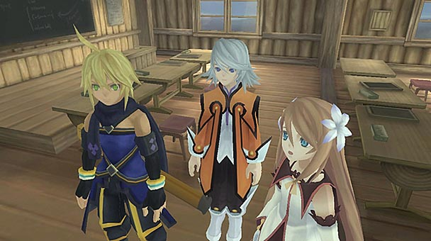 Tales of Symphonia Chronicles Review (2)