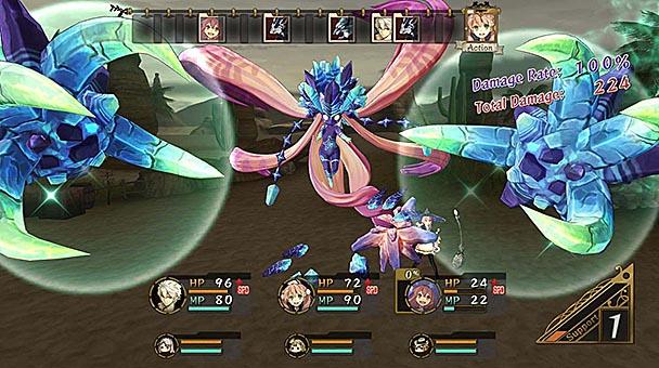 Atelier Escha & Logy Alchemists of the Dusk Sky  (3)