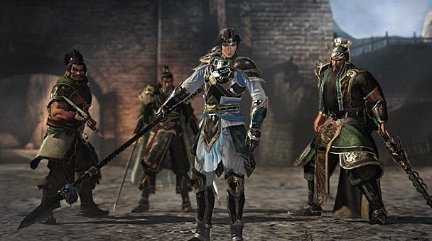 Dynasty Warriors 8 Xtreme Legends Complete Edition (3)