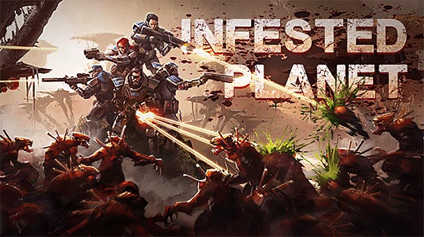 Infested Planet (0)