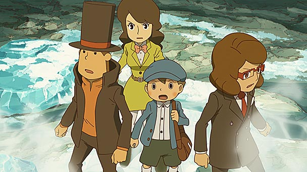 Professor Layton and the Azran Legacy (0)