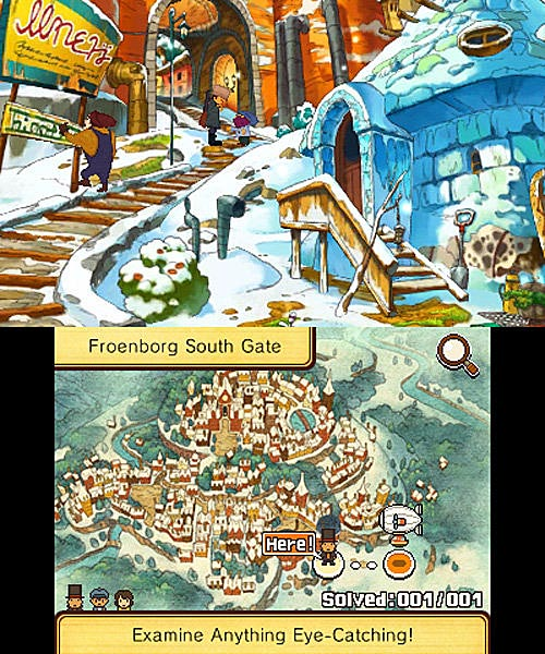 Professor Layton and the Azran Legacy (2)