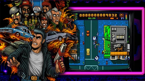 Retro City Rampage DX (0)