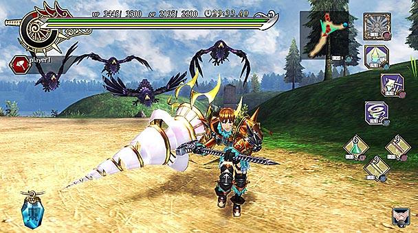 Ragnarok Odyssey ACE PS3 Screenshot