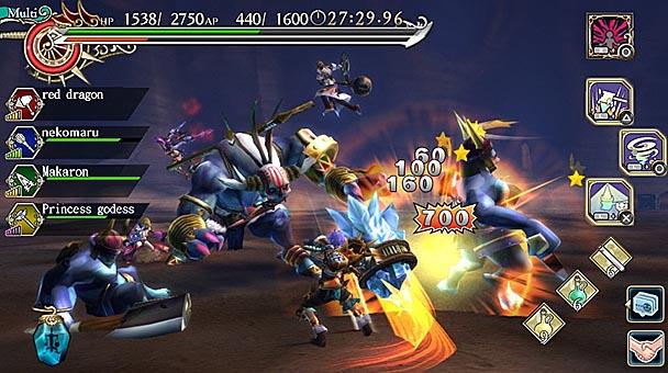 Ragnarok Odyssey ACE Vita Screenshot (2)