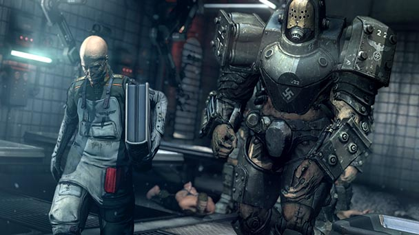Wolfenstein The New Order (0)
