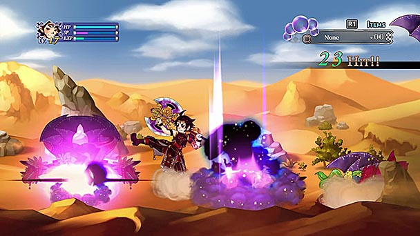 Battle Princess of Arcadias Review (2)