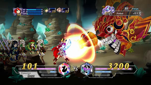 Battle Princess of Arcadias Review (5)