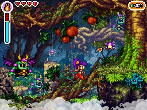 Shantae Riskys Revenge