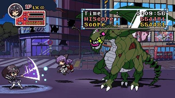 Phantom Breaker Battle Grounds  (2)